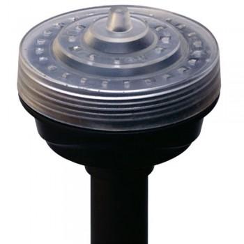 """Newa Насадка для фонтана LED-JET advance 12, со встроенным освещением, 1"""", белый"""