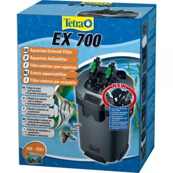 TetraTec / Тетра EX700 внешний фильтр для аквариумов 100-250 л