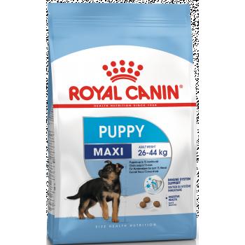 Royal Canin / Роял Канин Maxi Puppy для щенков с 2 до 15 месяцев 15 кг