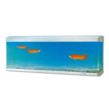 Jebo / Джебо 2250R аквариум темн.дер. 900л без фильтра, 4*40w+4*30w, 250*60*76см