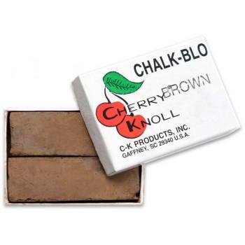 Cherry Knoll красно-коричневый мелок 2 шт. х 75х25х25 мм