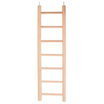 Trixie / Трикси Игрушка д/птиц Лестница деревянная 7шагов*32см 5814
