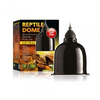Hagen / Хаген Светильник Reptile Dome с отражателем для ламп до 75 Вт