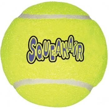 """Kong / Конг игрушка для собак Air """"Теннисный мяч"""" очень большой 10 см"""