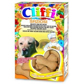 """Cliffi / Клиффи Лакомство для собак """"Бисквиты кальцием"""" PCAT209"""