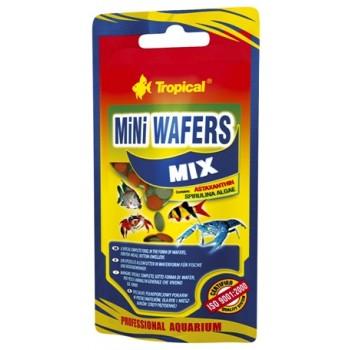 Tropical / Тропикал 665329/85920 корм для рыб и других придонных животных (чипсы) MiNi Wafers Mix 18гр