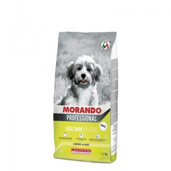 Morando / Морандо Professional Cane сухой корм для взрослых мелких пород собак PRO VITAL с говядиной, 1,5 кг