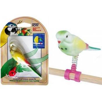 Penn-Plax / Пен-Плакс Игрушка для птиц Подружка попугая малая (1х12) ВА509
