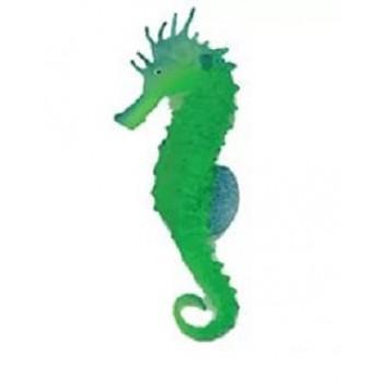 Jelly-Fish / Джелли-Фиш Морской конек силиконовый, светящийся в темноте, 10*4*2 см