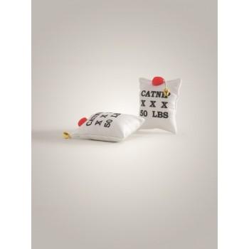 "I.P.T.S. 620160 Игрушка д/кошек Мешочек ""Love"" с кошачьей мятой 10см"