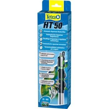 Tetra / Тетра HT 50 терморегулятор 50Вт для аквариумов 25-60 л