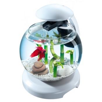 Tetra / Тетра Cascade Globe White аквариумный комплекс белый 6,8 л