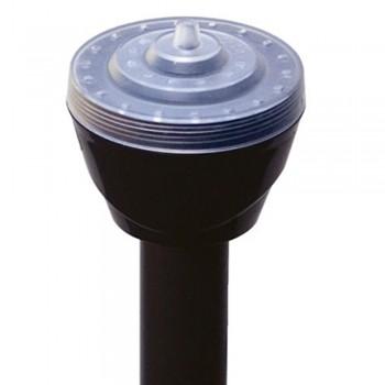 """Newa Насадка для фонтана LED-JET advance 8, со встроенным освещением, 1/2"""", белый"""