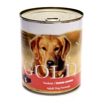 """Nero Gold / Неро Голд для собак """"Свежая оленина"""" 0,81 кг"""