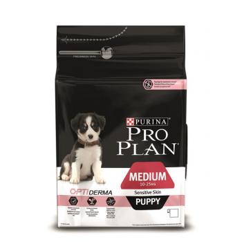 """Pro Plan / Про План """"Puppy Sensitive"""" сухой для щенков с чувствительным пищеварением Лосось с Рисом 14 кг"""