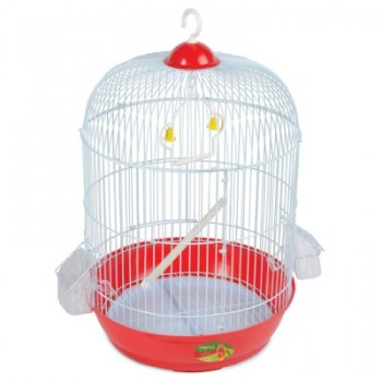 Triol / Триол Клетка A9001 для птиц, эмаль, d335*530мм