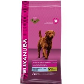 EUKANUBA / Еукануба Dog корм для взрослых собак крупных пород с низкой активностью 15 кг