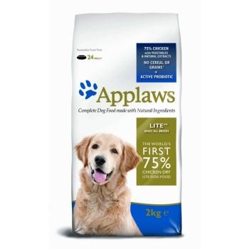 "Applaws / Эпплаус для Собак - Контроль веса ""Курица/Овощи: 75/25%"" 2 кг"