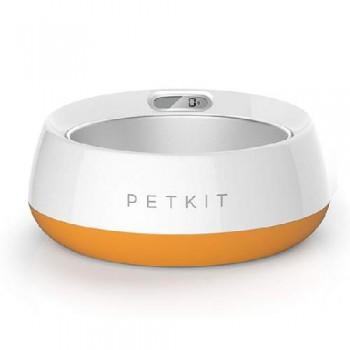 Petkit Миска-весы FRESH Metal, оранжевая