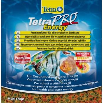 TetraPro / Тетра Energy Crisps корм для рыб в чипсах для доп.энергии 12 г (sachet)