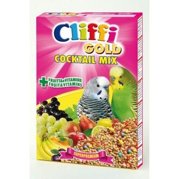 Cliffi / Клиффи Коктейль для Волнистых попугаев: зерна, злаки, фрукты, овощи PCOA007