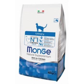 Monge / Монж Cat Urinary корм для кошек профилактика МКБ 400г