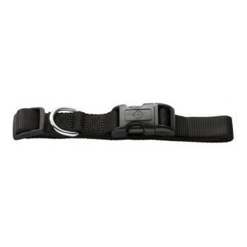 Hunter / Хантер Smart ошейник для собак Ecco M (35-53 см) нейлон черный