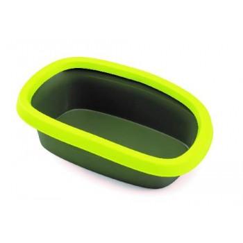 Stefanplast / Стефанпласт Туалет Sprint-20 Trendy Colour, салатово-зелёный, 39*58*17 см