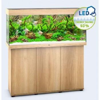 Juwel / Ювель RIO 240 LED аквариум 240л светлое дерево (Light wood) 121х41х55см 2х29W Фильтр Bioflow M, Нагр200W
