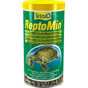 Tetra / Тетра ReptoMin корм в виде палочек для водных черепах 1 л