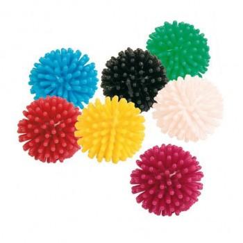 Trixie / Трикси Набор игольчатых мячиков д/кошек, натуральная резина 120шт 4125К