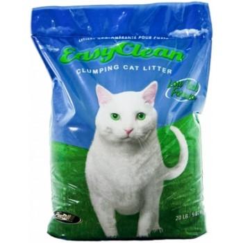 Easy Clean Комкующийся Наполнитель для длинношерстных кошек (Low track) 9 кг.