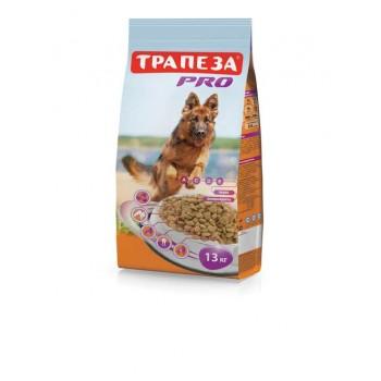 Трапеза PRO сух.корм д/собак с повышенной периодической активностью 13кг