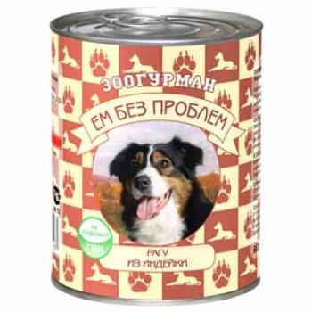 ЕМ БЕЗ ПРОБЛЕМ Рагу из индейки для собак 750 г