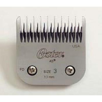 Oster / Остер Cryogen-X ножевой блок для A5, А6 №3 13 мм