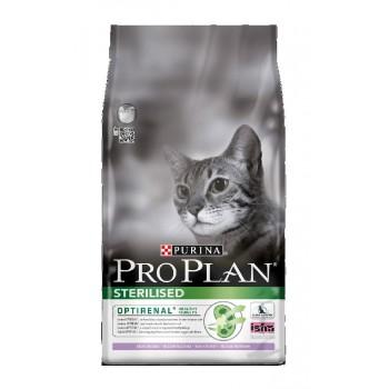"Pro Plan / Про План ""Sterilised"" сухой для кошек кастр и стерил Индейка 10 кг"