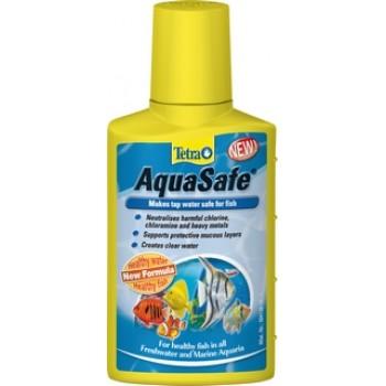 Tetra / Тетра Betta AquaSafe кондиционер для подготовки воды аквариума 100 мл