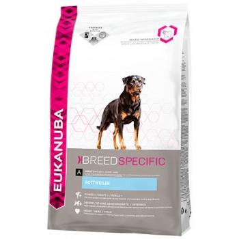 EUKANUBA / Еукануба Dog DNA корм для ротвейлеров 12 кг