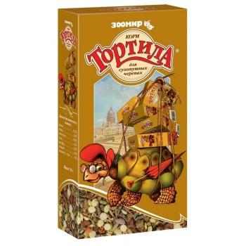 `Тортила` корм для сухопутных черепах 170 г (1х24) 901 (Зоомир)