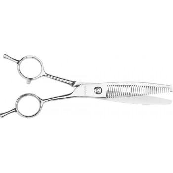 Еhaso / Эхасо Revolution ножницы филировочные односторонние 17 см 33 зубца