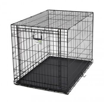Midwest / Мидвест клетка Ovation 111х71,7х76,8h см 1 дверь рельсовая черная