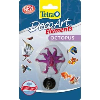 """Tetra / Тетра Deco Art Octopus искусственная плавающая рыбка """"Осьминог"""""""
