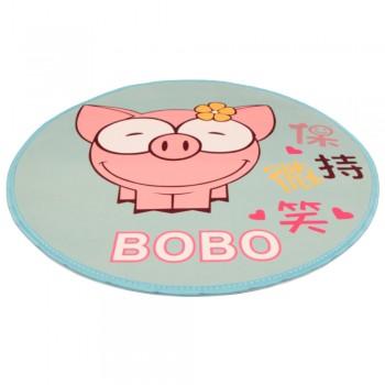 Bobo / Бобо Коврик для собак и кошек 60 см, хрюша