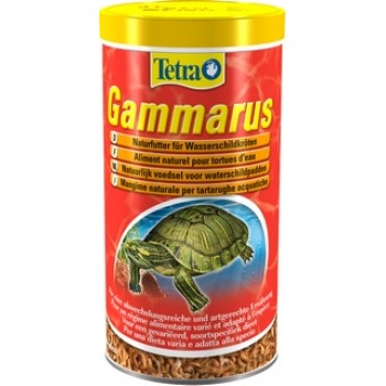 Tetra / Тетра ReptoMin Gammarus корм для водных черепах с гаммарусом 100 мл