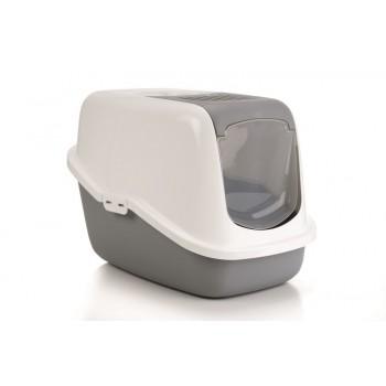 I.P.T.S. 400465 Nestor Туалет-домик д/кошек серый 56*39*39см