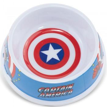Buckle-Down / Бакл-Даун Капитан Америка мультицвет миска