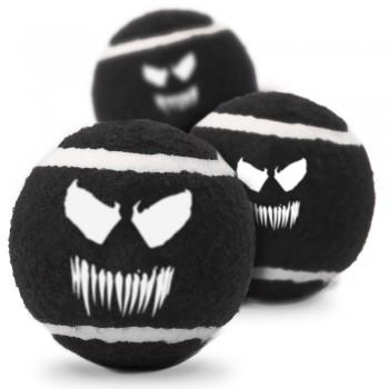 Buckle-Down / Бакл-Даун Веном чёрный цвет теннисные мячики