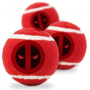 Buckle-Down / Бакл-Даун Дэдпул красный цвет теннисные мячики