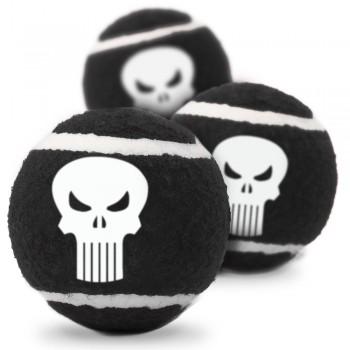 Buckle-Down / Бакл-Даун Каратель чёрный цвет теннисные мячики