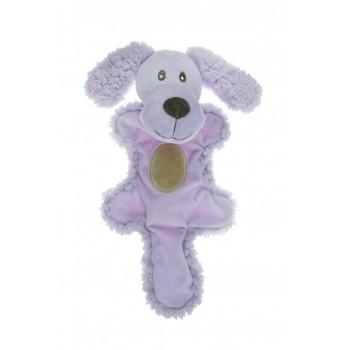 Aromadog / Аромадог Игрушка для собак Собачка с хвостом 25 см сиреневая